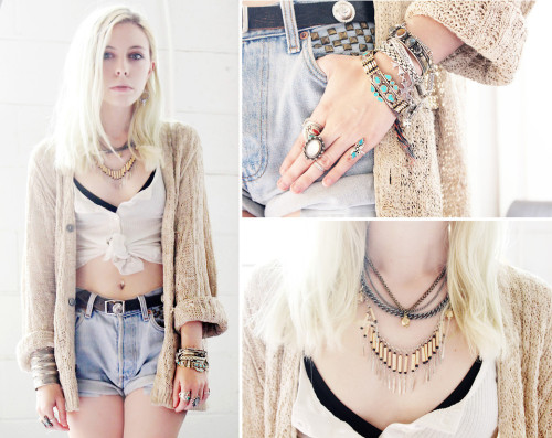 Giveaway - $190 Vanessa Mooney Necklace!!! (by Madeline Pendleton)