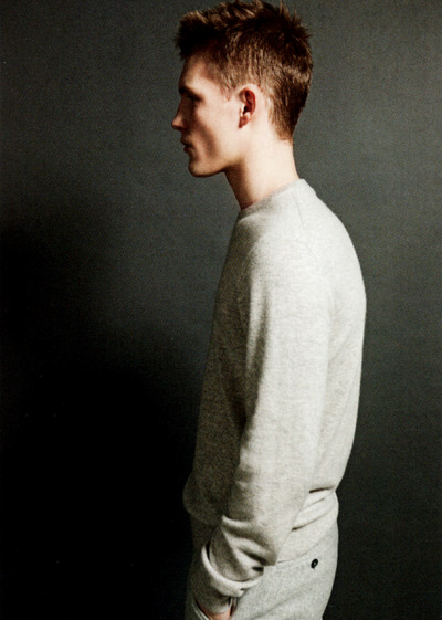 Harry Goodwins for ARENA HOMME+ (#35) — SPRING/SUMMER 2011 | Ph. Ronald Dick