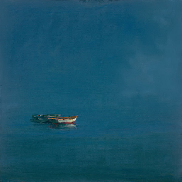 wasbella102:  Anne Packard: Two Dories
