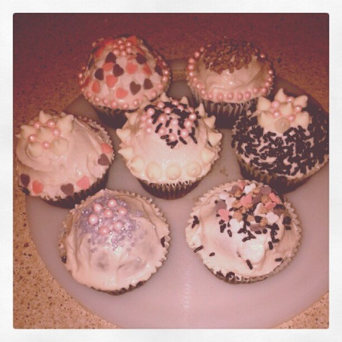 Cupcakes. :) @filsonb (Taken with Instagram)