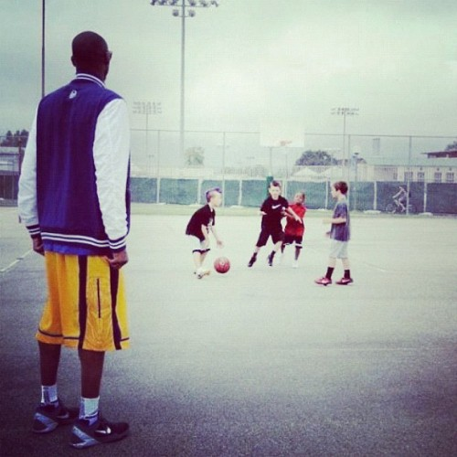 #TeamKobe (Taken with Instagram)