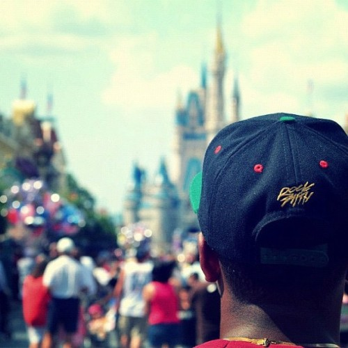 #rocksmith @ Disneyworld. Dope pic via @zoethedon (Taken with Instagram)