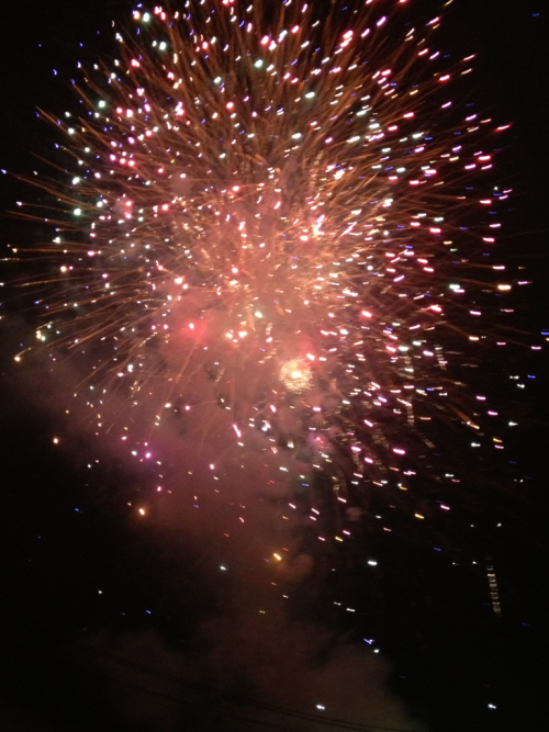 infamousraflo:  Babyy you're a fireworkkkkk