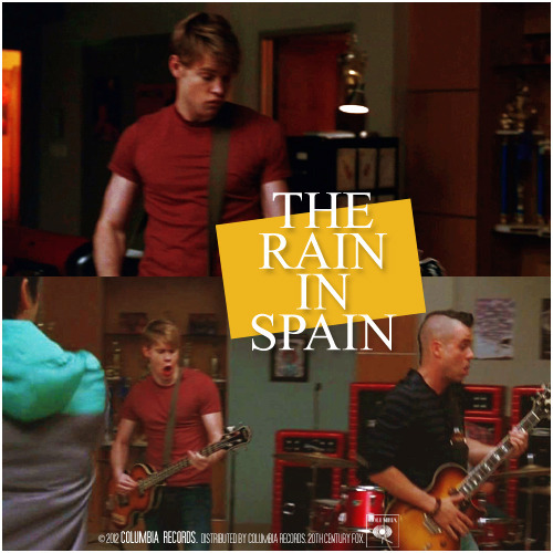 3x18 Choke | The Rain In Spain Requested Alternative Cover