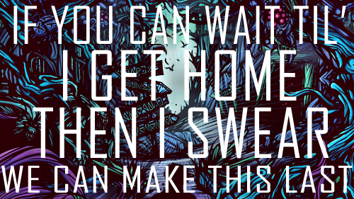 A Day To Remember Lyrics Tumblr lyrics a day to rememb...