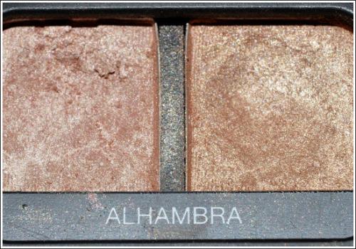 NARS Alhambra eyeshadow duo.