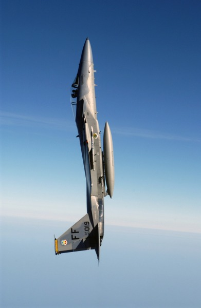 dutch-wilson:  McDonnell Douglas F-15 Eagle