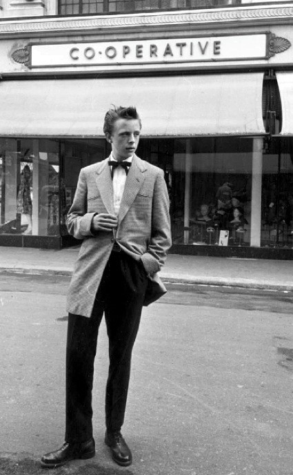 1950's Men Fashion