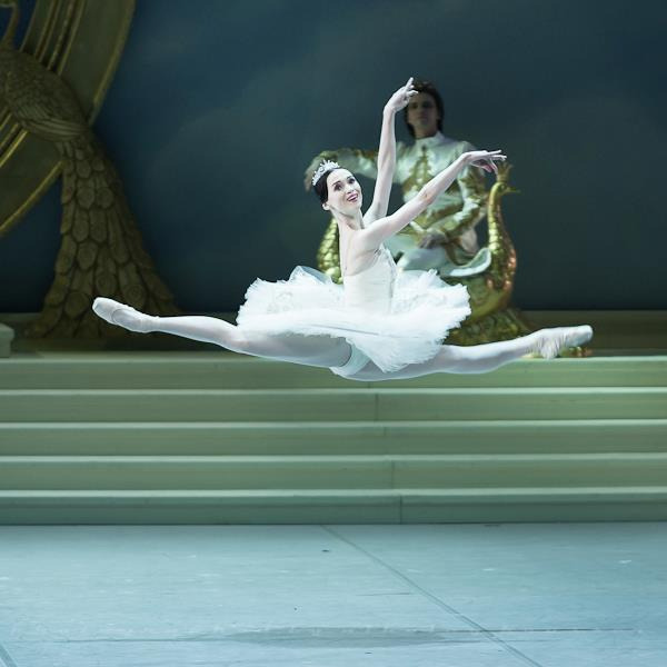 balletomaneassoluta:  Olesya Novikova in the sleeping beauty (mikhailovsky) photo by nikolay krusser