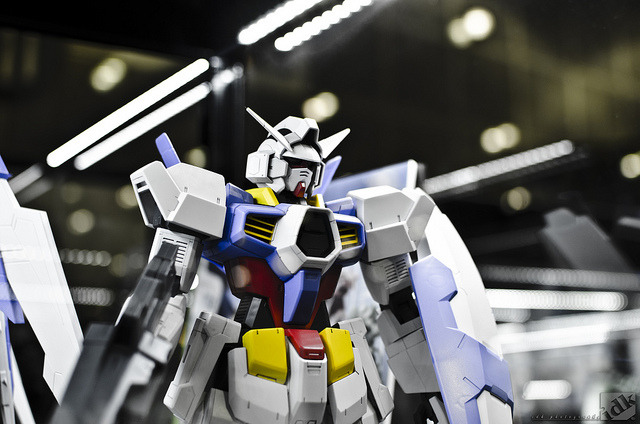 Gundam on Flickr.