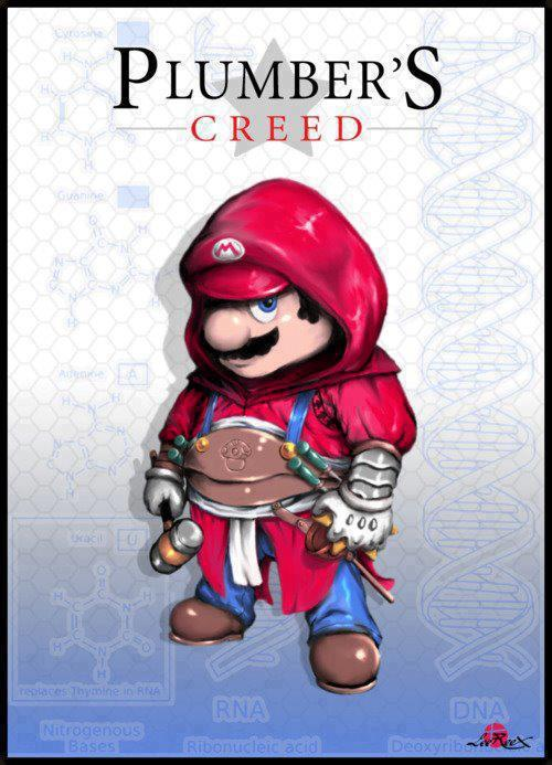 gamefreaksnz:  Plumber's Creed