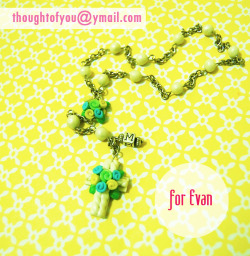 For Evan :) www.facebook.com/thoughtofyoushop