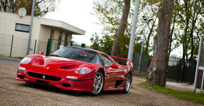 Ferrari F50 by a1996o2 on Flickr.