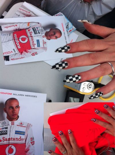 nails:  F1 fans  British GP via @TheFifthDriver