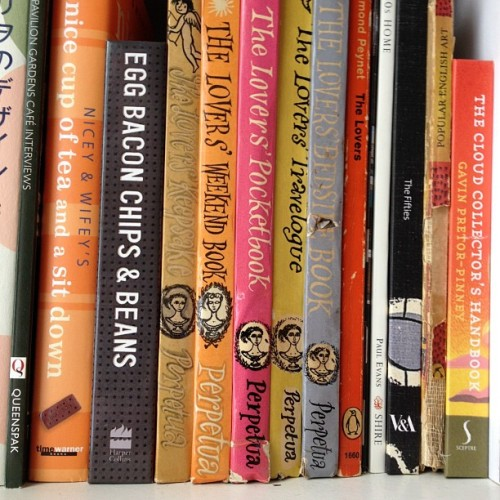 Weekender books #brighton  (Taken with Instagram)