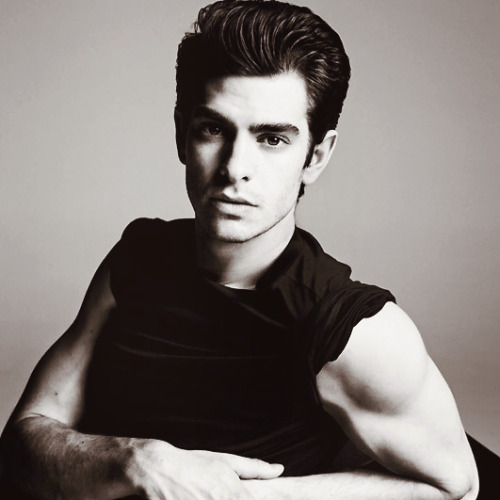 Andrew Garfield for VMan Magazine Summer 2012