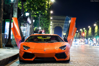 Lamborghini Aventador by Valkarth on Flickr.