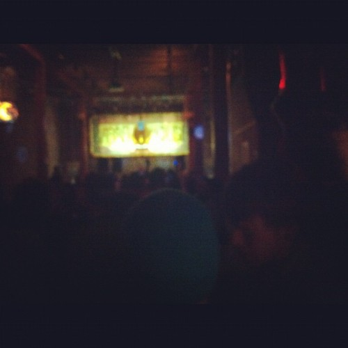 Party. Open bar.  (Taken with Instagram at Brooklyn Circus)
