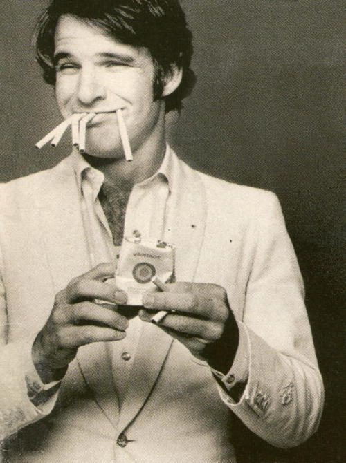 coketalk:  Everything about this.   I love Steve Martin. Reminds me of being a kid.