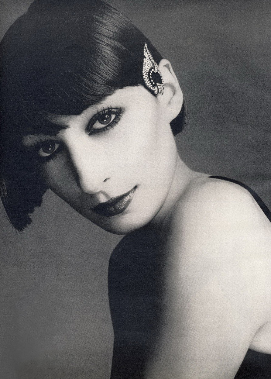 hedda-hopper:  Anjelica Huston (July 8, 1951)