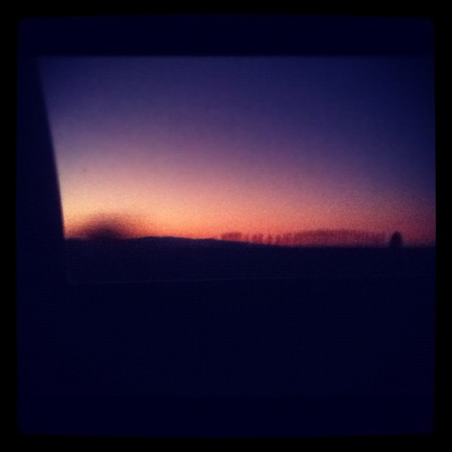 Awesome #sunset (Taken with Instagram)