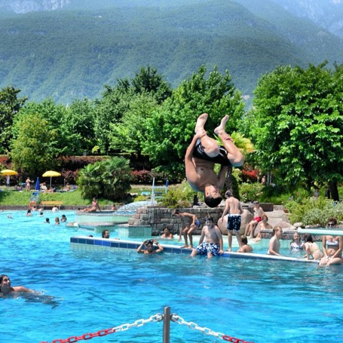 #amazing #jump !! #perfect #pool #water #lol  (Taken with Instagram)