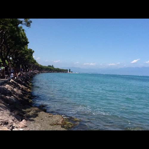 Peschiera del Garda  (Taken with Instagram)