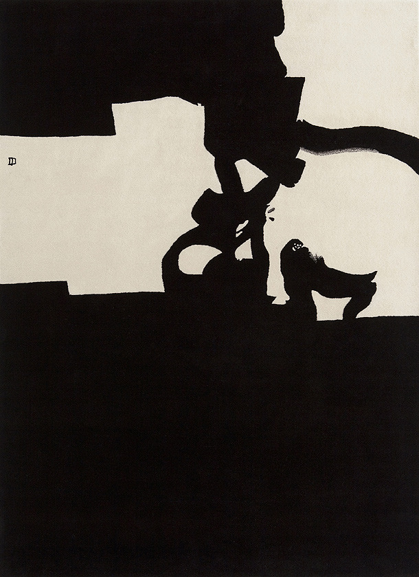 Eduardo Chillida. Collage 1966   Nanimarquina. Chillida | A tribute to an artist of our time