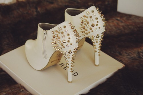 I think I'm too obsessed with studs