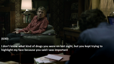 thescienceofjohnlock:  trashyfiction:  dr-watsons-dick:  LOL!!    Wahahahaha