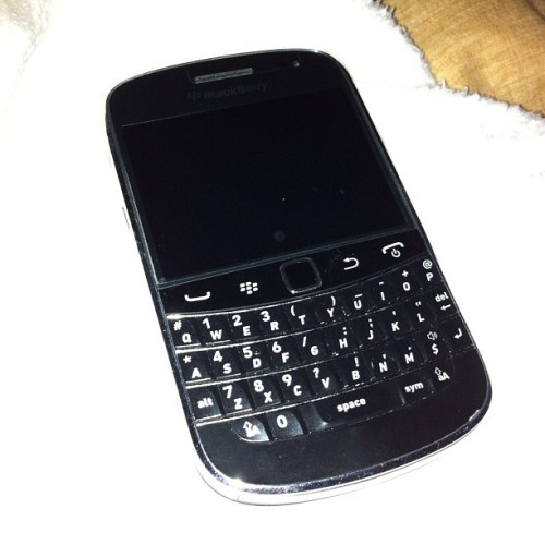 I miss this sometimes :/ #blackberry  (Taken with Instagram)