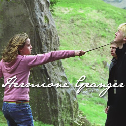 30 Days of Awesome Teen Girls, Day 6: Hermione Granger from Harry Potter.
