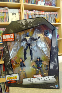 Uncanny X-Force Marvel Legends