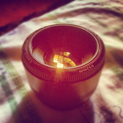 Playing with one of my canon toys #canon #lens #photography #instagram #instadaily #egypt #photooftheday #bestoftheday #picoftheday #instagallery #instalove #instatoday #instamood #art #vintage (Taken with Instagram)