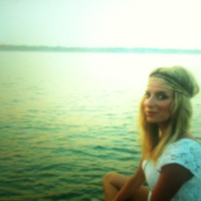#hippie #me @ #sunset  (Taken with Instagram)