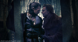 ohiloveslash:  Henry V and the Huntsman  LARGER PIC PLEASE!!!!!!;▽;