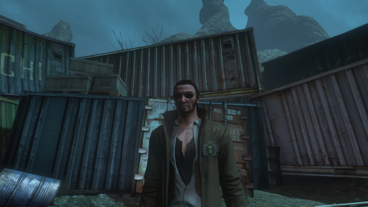 My suave mofuker The Secret World  better pic that the last one lol