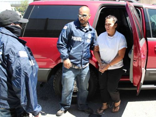"A top Mexican drug operative nicknamed ""the queen of crime"" used popular Latin recording artists to smuggle weapons and funnel millions in methamphetamine profits, The Daily has learned exclusively.  Anel Violeta Noriega Rios of the bloody La Familia Michoacana cartel laundered money through many legitimate businesses, but a favorite was paying six popular Latin bands approximately $500,000 each for gigs that would normally cost $50,000, according to Mexican law enforcement document."