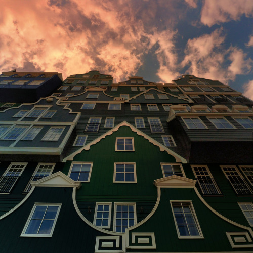 The Hotel Inntel Zaandam (by B℮n)