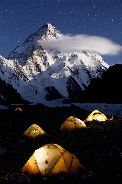 Karakorum Mountains, Pakistan