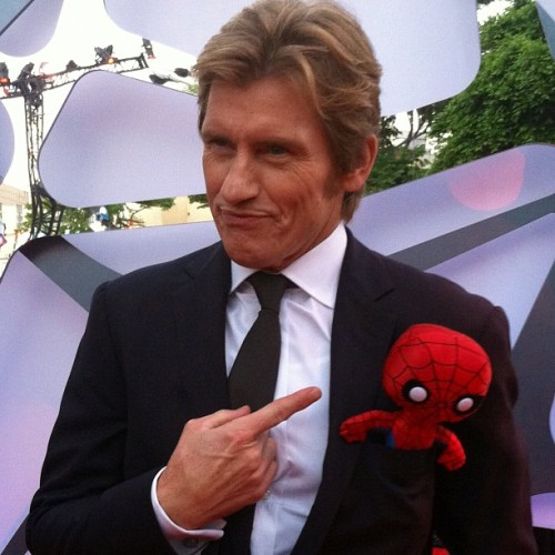 Spidey Doll taking over the LA Premiere !#amazingspiderman #igersitalia_swspidermantour (via Photo by screenweek_pic • Instagram)