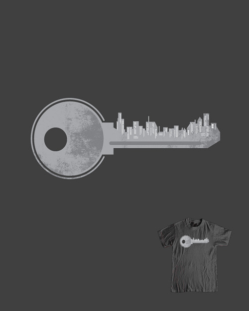 city key by Steven Toang @ Monographiz on Flickr.