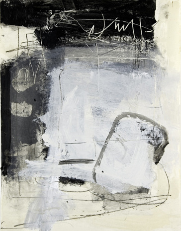 "dailyartjournal:  Rachel Ovadia, ""Mozart's Piano I"", Mixed medium on canvas"