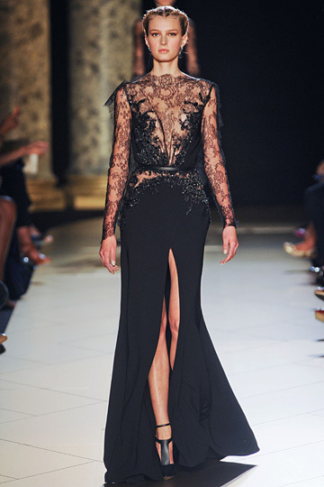 londongreen:  Elie Saab Haute Couture Fall 2012