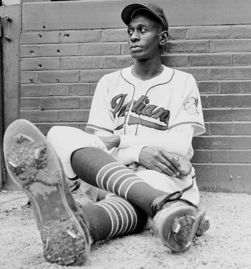 """Don't look back, something might be gaining on you""-Satchel Paige (one of my late grandfather's favorite quotes)"