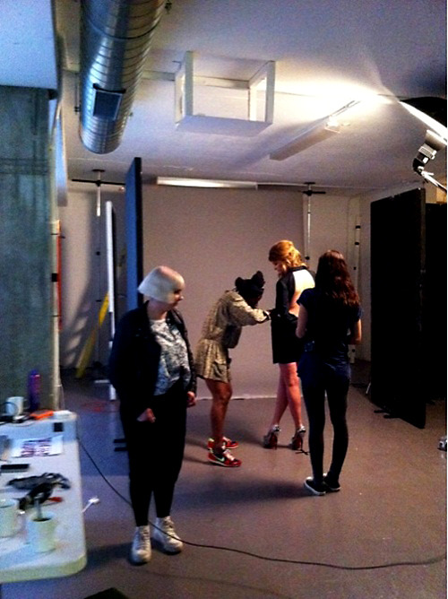 Volt Magazine - BTS (July 2012)