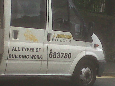 Could this be Jean Jenkins from Start! Start!'s new buisness venture hes yet to tell us about?????