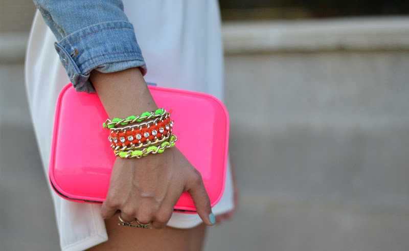 neon is my obsession x