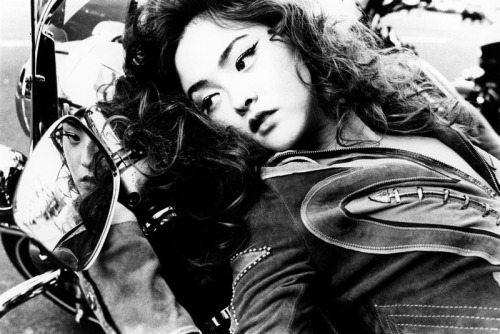 Devon Aoki. Photo by Ellen Von Unwerth