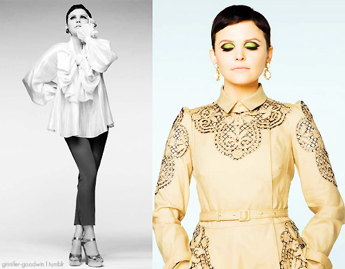 ginnifer-goodwin:  Ginnifer in Genlux Magazine - 2012